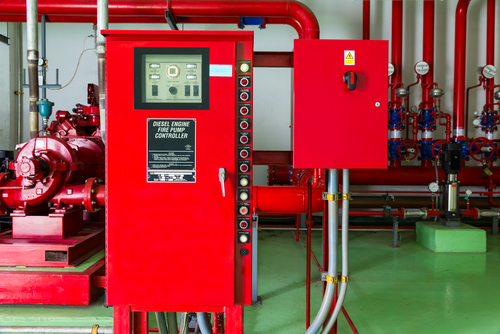 Специалист по работа по автоматическим системам пожаротушения